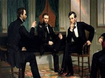 Bundle of 4 - American Civil War - Opposing Leaders: Lincoln, Grant, Davis & Lee