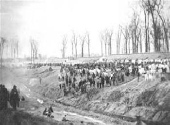 Bundle of 4 - American Civil War - Prisons & Exchanges