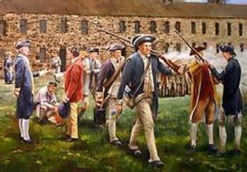 Bundle of 4 - American Revolution - Articles-Shays Rebellion-LP-Scales