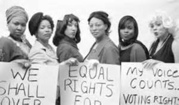 Bundle of 4 - Civil Rights Movement - Youth,  Women & Environment