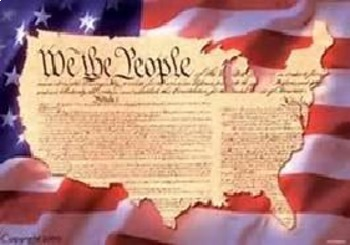 Bundle of 4 - Establishing the US Government - Creating the US Constitution