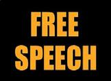 Bundle of 4 - Landmark Supreme Court Cases - Free Speech