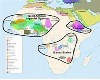 Bundle of 4 - Medieval African Societies & Kingdoms