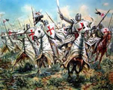 Bundle of 4 - Middle Ages - Early, High & Late Middle Ages & the Crusades
