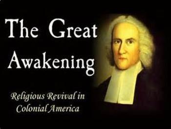 Bundle of 4 - Religion - The Four Great Awakenings