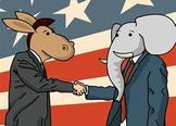 Bundle of 4 - Voting & Elections - 2 Tutorials & 2 PP - Vocab & Political Partie