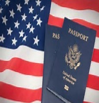 Bundle of 4 - What is American Citizenship-Unit Lesson Plan-Targets