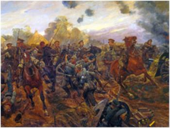 Bundle of 4 - World War I - Key Battles of 1914