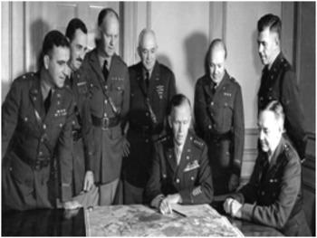 Bundle of 4 - World War II - The Top Four US Military Leaders of WW II
