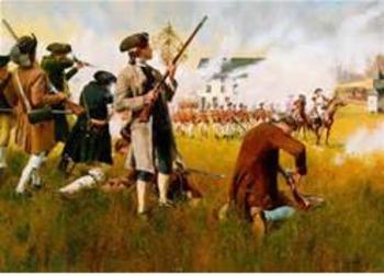 Bundle of 5 - American Revolutionary War - War Begins in Boston