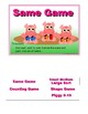 (Pack of 5) Piggy's Games - File Folder Game Kits