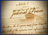 Bundle of 6 - Judicial Review - 2 Tutorials & 4 PP