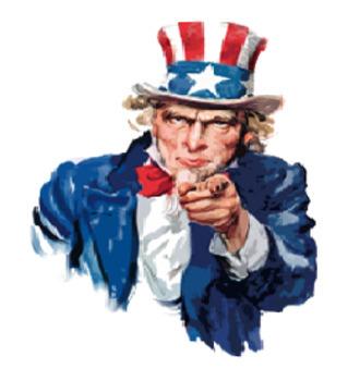 Bundle of 6 - Symbols of American Freedom