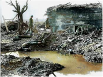 Bundle of 7 - World War I - Key Battles of 1917