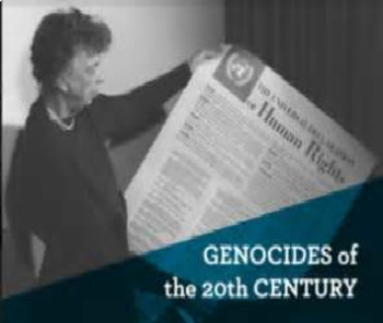Bundle of 8 - Genocide in the 20th Century