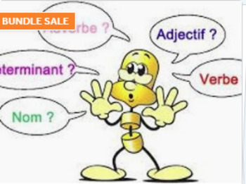 Bundle of A Level French Grammar points with Practice
