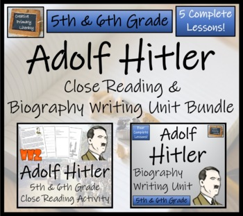 Bundle of Adolf Hitler Activities