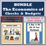Bundle - The Economics of Balancing a Budget & The Economics of Check Writing