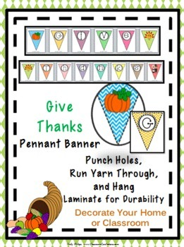 Classroom Decor: Banners for the Year: Perfect for Bulletin Boards or Hallway