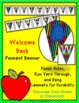 Classroom Decor: Banners for the Year: Perfect for Bulleti