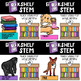 Bundle of Bookshelf STEM Activities