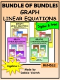 Bundle of Bundles: Graph Linear Equations Activities