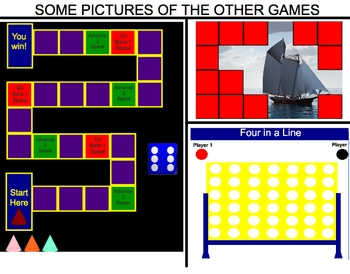 Bundle of Classic Games for the SmartBoard