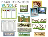 Bundle of Classroom Basics-Lost Tooth Chart- No-Clip Transportation