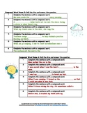 Bundle of Dice Games:  Elementary Language Arts and Math Skills