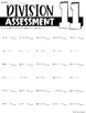 Bundle of Division & Multiplication Fact Practice & Assess