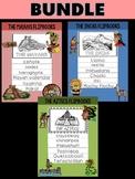 Bundle of FLIPBOOKS : Aztecs, Mayans, Inca Empires