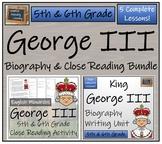 Bundle of George III Activities