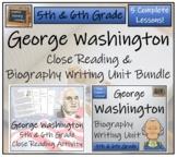 Bundle of George Washington Activities