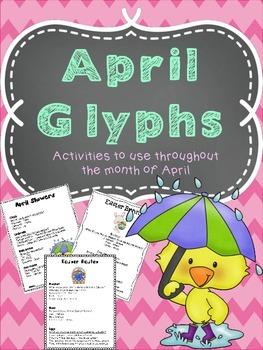 Bundle of Glyphs for April