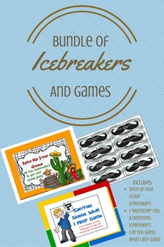 Bundle of Icebreakers and Games