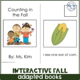 Bundle of Interactive Fall Books