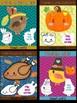 Bundle of Jackie's Craft - Thanksgiving, Writing Activity, turkey, pilgrims