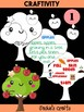 Bundle of Jackie's Crafts -  Cute Apples, Johnny Appleseed, Writing, Activity