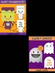 Bundle of Jackie's Crafts -  Sweet Halloween, Writing Crafts, Activity