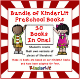 Bundle of KinderLit Preschool Books