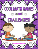 Place Value and more Bundle Math Games 440 Task cards