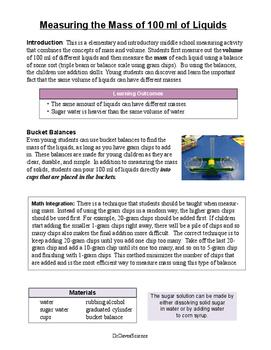 Back-to-School Scientific Method and Measurement Bundle