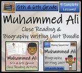 Bundle of Muhammed Ali Activities