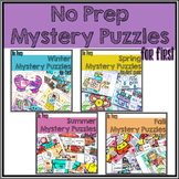 Bundle of Mystery Puzzles for First