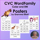Bundle of Phonics Posters – Long & Short Vowels, Blends & Digraphs Color and BW