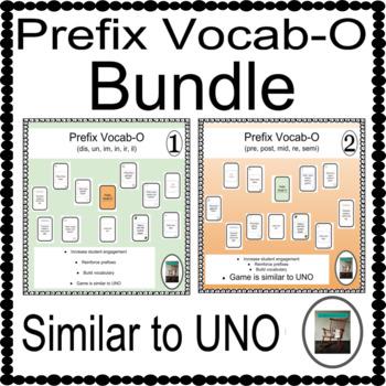 Bundle of Prefix Vocab-O, similar to UNO