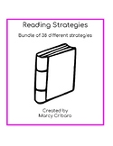 Bundle of Reading Strategies to be used with Kindergarten Readers