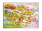 Bundle: Candy Land, Chutes and Ladders, and Trouble for Te