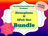 Bundle of Three - SPaG Learning Mat, Two Commonly Misused