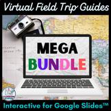 Virtual Field Trip Bundle Interactive Activities for Googl